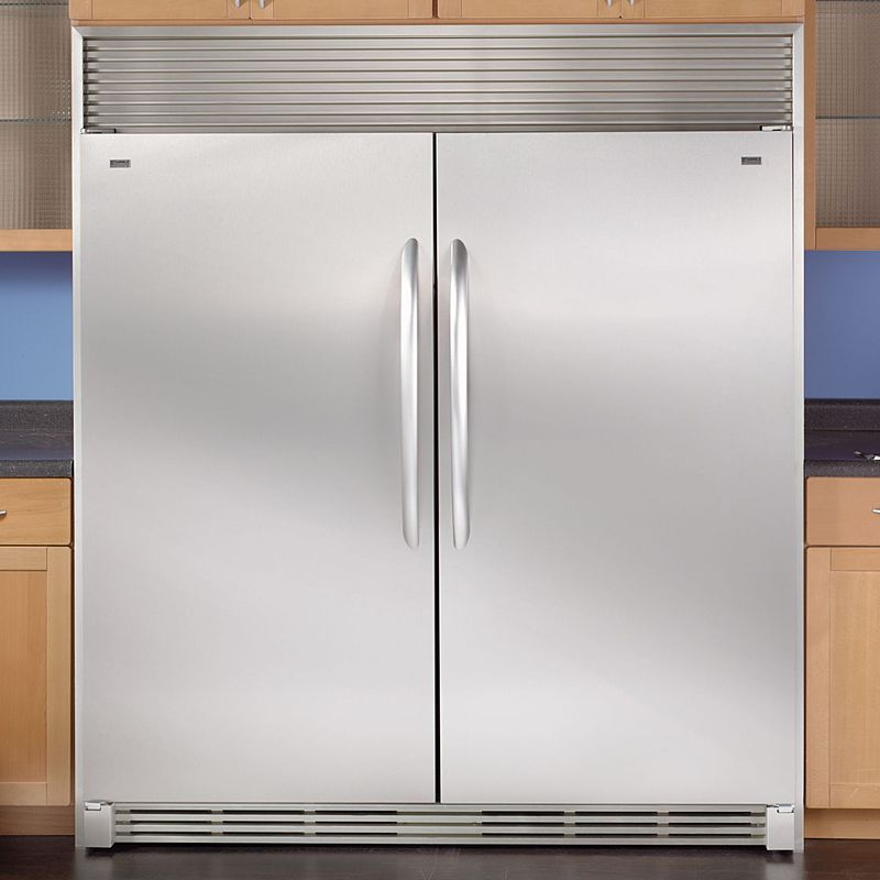 Kenmore Duotrimkit Stainless Steel Trim Kit Freezerless Refrigerator Refrigerator Kenmore Refrigerator