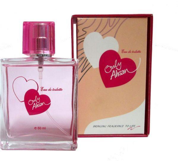 Dubai Tester Perfume Review: TMAXstore : Only Ahsan Eau De Toilette For Girls, 50 Ml Price, Review And Buy In UAE, Dubai, Abu