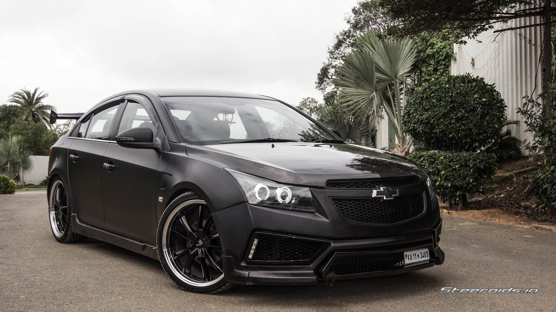 Modified Cars In India Chevrolet Cruze Cruze Chevy Cruze
