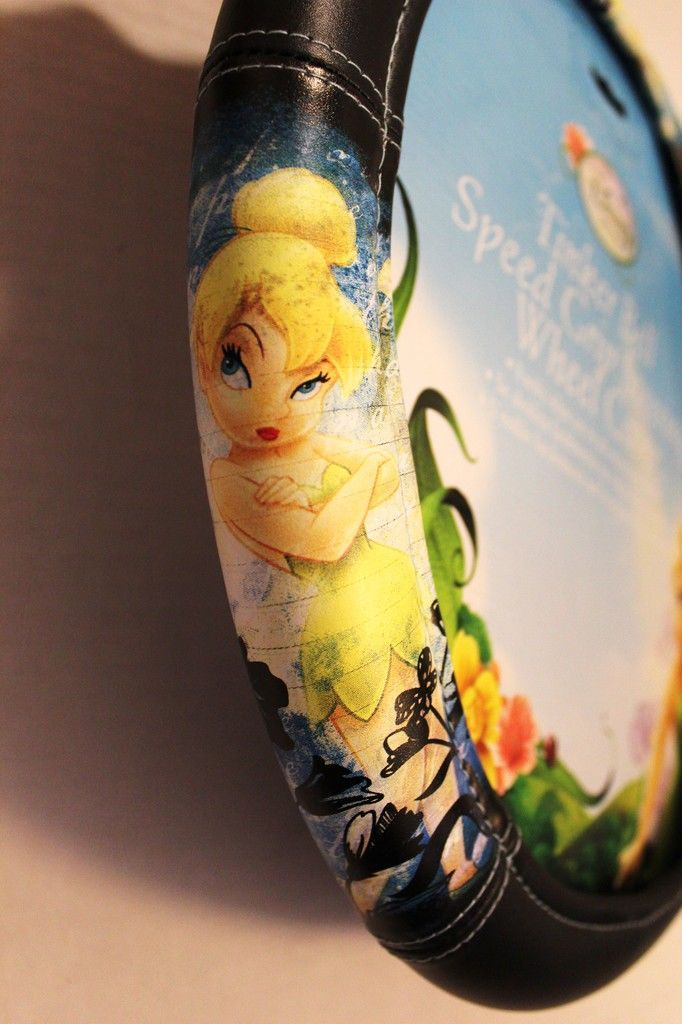 tinkerbell car seat cover in Seat Covers | Projects to Try ...