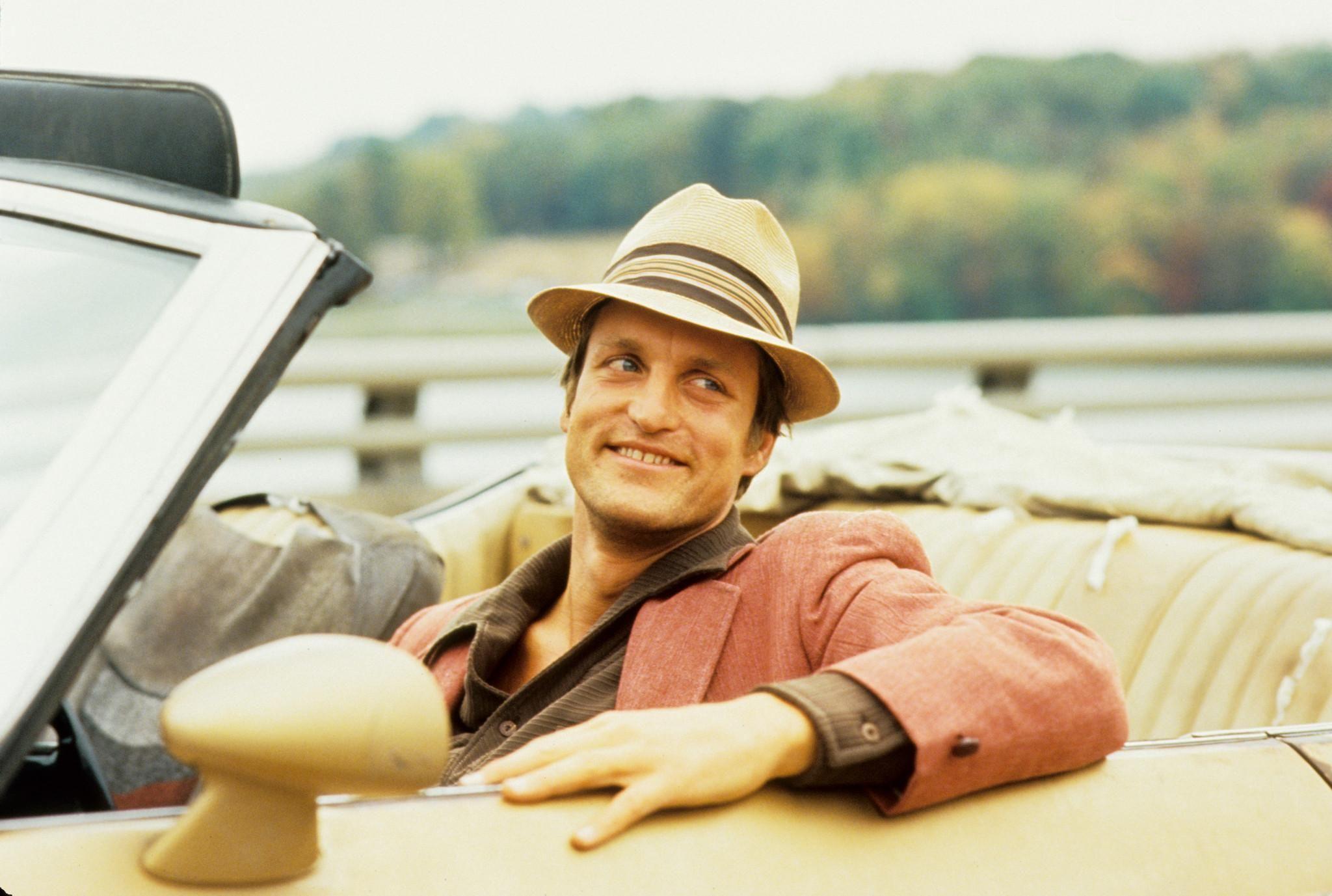 Woody Harrelson Kingpin Amish
