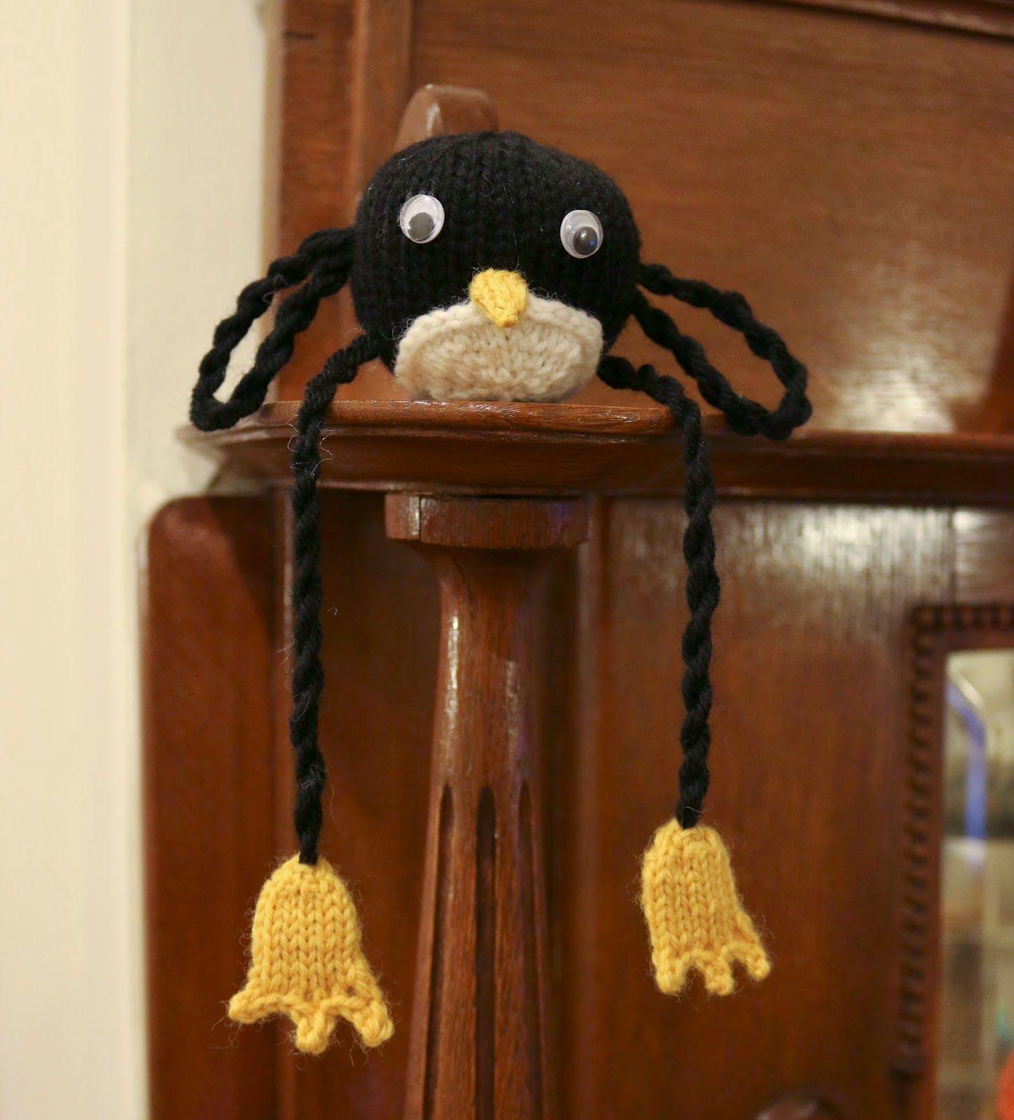 ChemKnits: Legs the Penguin   Crochet / knit - stuffies   Pinterest ...