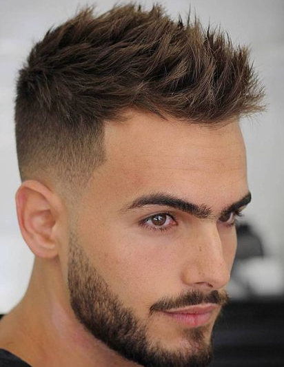 25 Stunning Men Hairstyle To Rock Your Summer Short Hair Hairstyle Men Mens Haircuts Short Thick Hair Styles
