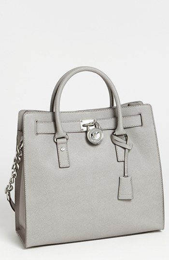 80e017f1fca6e MICHAEL Michael Kors Hamilton - Large Saffiano Leather Tote available at   Nordstrom