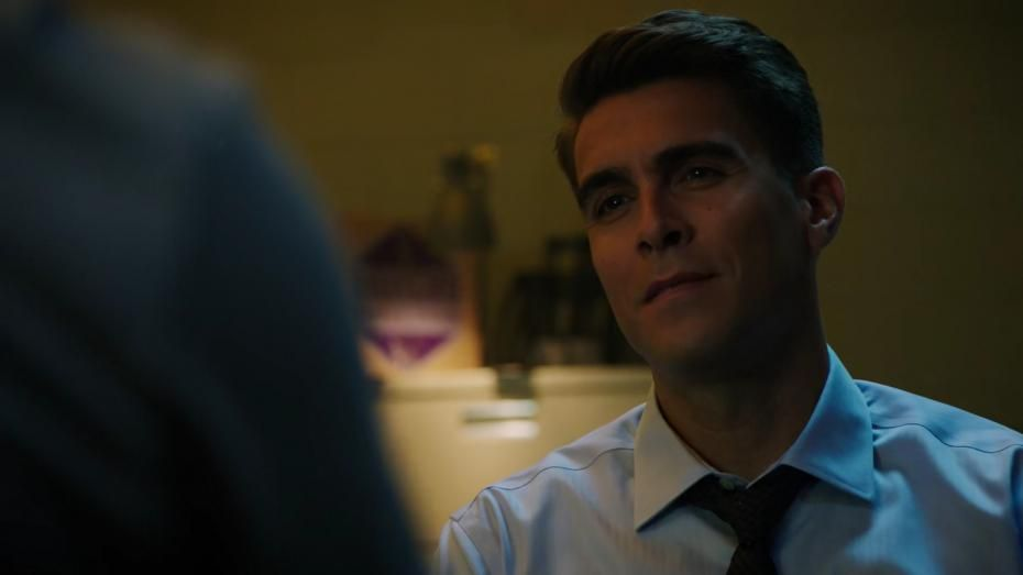arrow tv show chase adams | Arrow' Season 5: Adrian Chase's Vigilante Suit Revealed; Teaser ...
