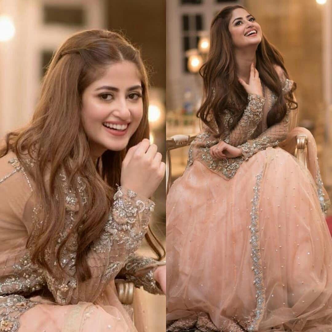 Zeniya Rhemat Pakistani Bridal Hairstyles Ali Dress Pakistani Bridal