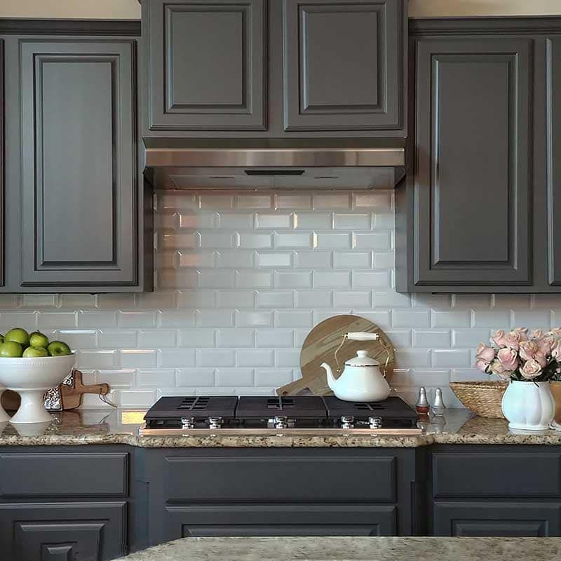Kitchen Cabinet Painting In Benjamin Moore Bm Hc 166 Kendall Charcoal Lakeway Texas Kitchen Renovation Kitchen Cabinet Colors Kitchen Cabinets