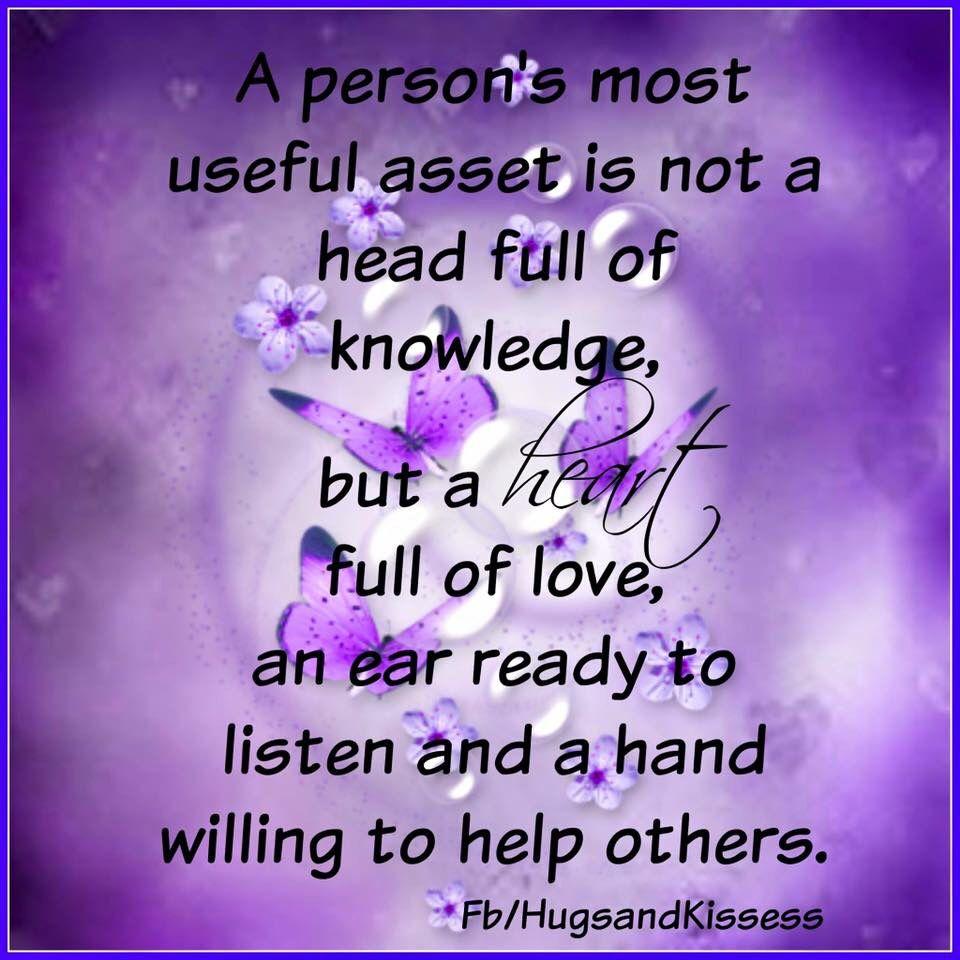 Love Help Strength Share