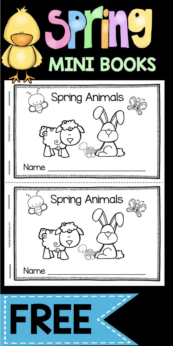 Reading & Writing Rock Stars - April FREEBIES | Preschool ...