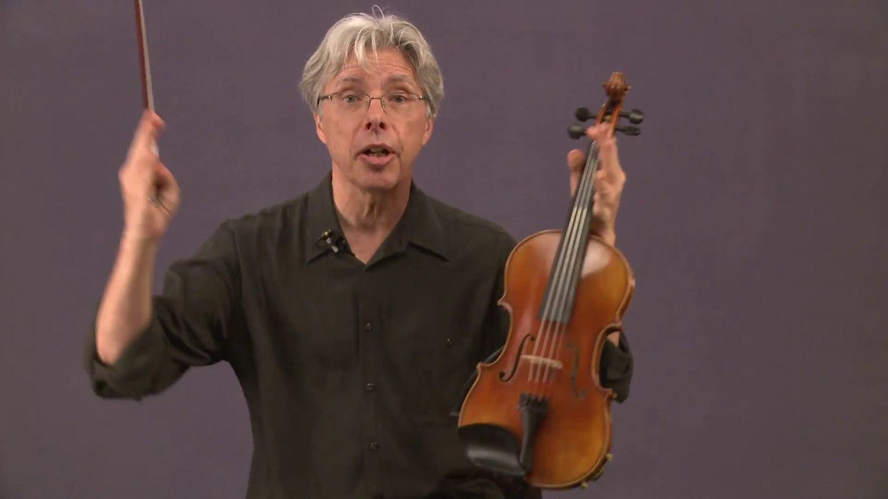 Fiddle tips from darol anger the shuffle youtube