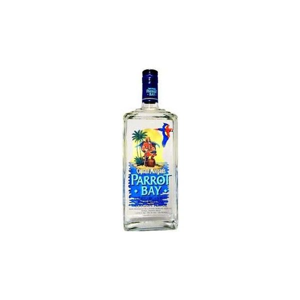 Captain Morgan Parrot Bay Rum ❤ liked on Polyvore featuring food, drinks, fillers, food and drink and alcohol