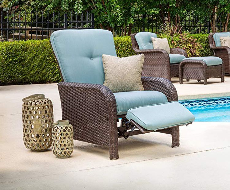 The 8 Best Outdoor Recliners Of 2020 Outdoor Furniture Best