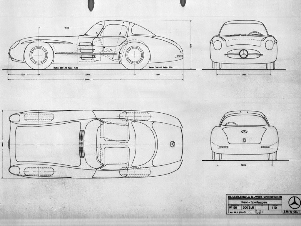Http Www Supercars Net Carpics 1201 1955 Mercedesbenz 300slruhlenhautcoupe13 Jpg