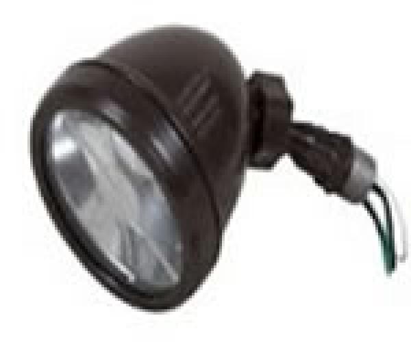 Residential 120 Volt Flagpole Lighting Kit Light