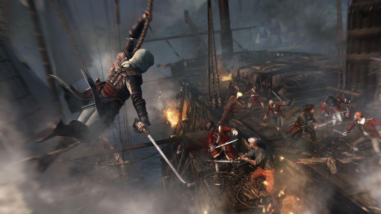 Assassins's Creed IV: Black Flag