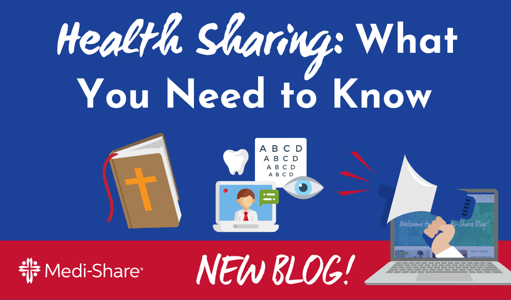 New to healthcare sharing? Here's what you need to know