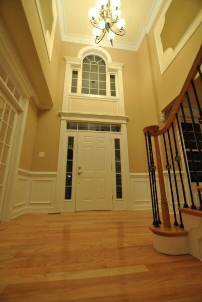 Story Foyer Molding : Pin by kimberly kirk cesaretti on home and decor