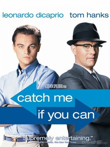 Catch Me If You Can 2002 Movies Good Movies Movie Tv