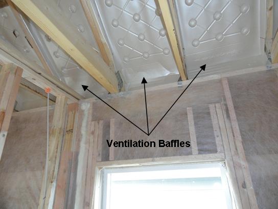 Ventilation Baffles Attic Ventilation Ventilation Decor