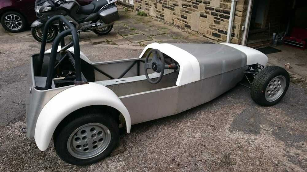 Ad Aeries Motorsport Locost Kit Car Project Unfinished