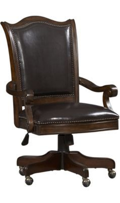 Home Offices, Worthington Office Chair, Home Offices | Havertys Furniture
