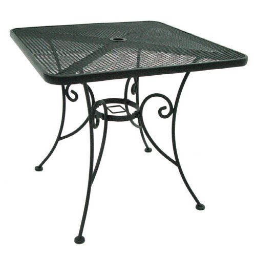 Maybe the new patio table?