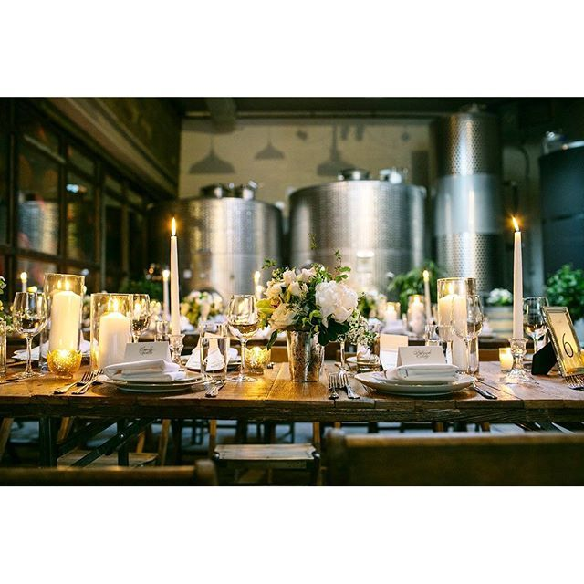 A night you will always remember in a venue you & your guests will never forget! Host your wedding at Brooklyn Winery