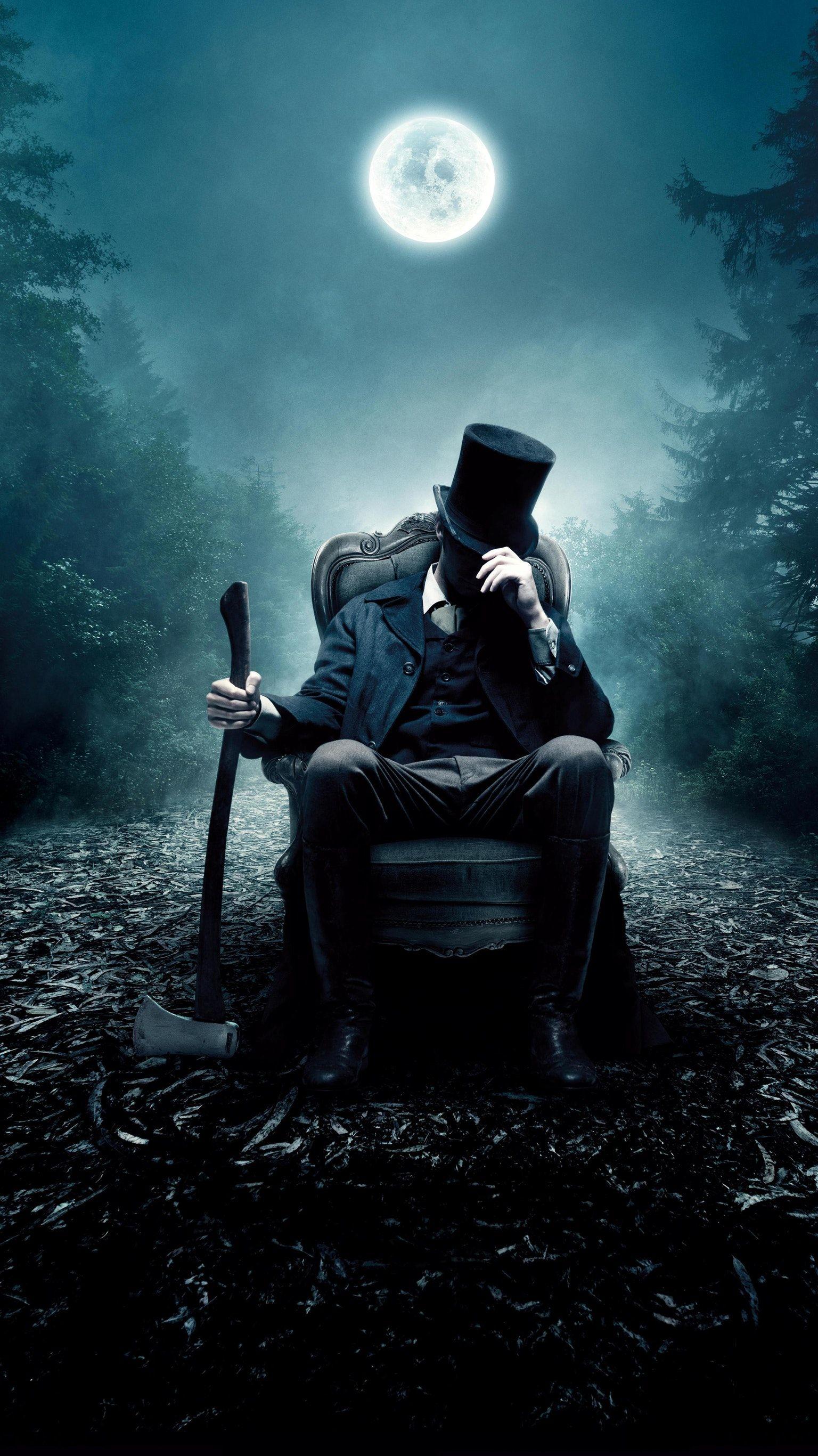 Abraham Lincoln Vampire Hunter (2012) Phone Wallpaper