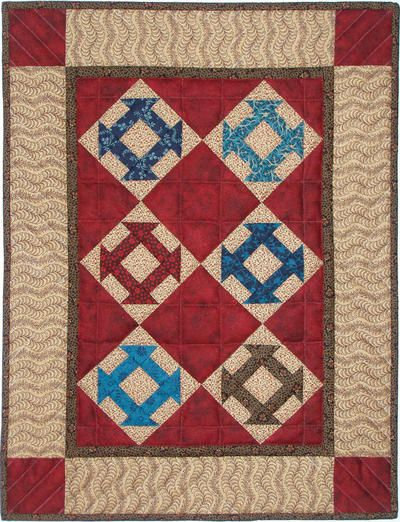 Hole In The Barn Door Quilt Kit 17 X22 Quilt Store Pinterest