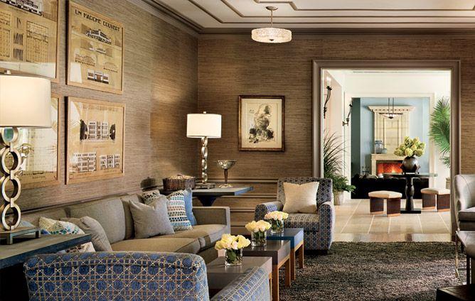 Blog de Damask et Dentelle » Blog Archive gold-metallic-walls-decorating-living-room-decor-grasscloth-wallpaper-elegant-home » Blog de Damask et Dentelle