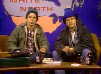 The McKenzie Brothers were a classic combo.  Even if you aren't Canadian.
