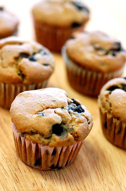 Gluten Free Blueberry Muffins At Sallys Bakery Atlanta GA Glutenfree