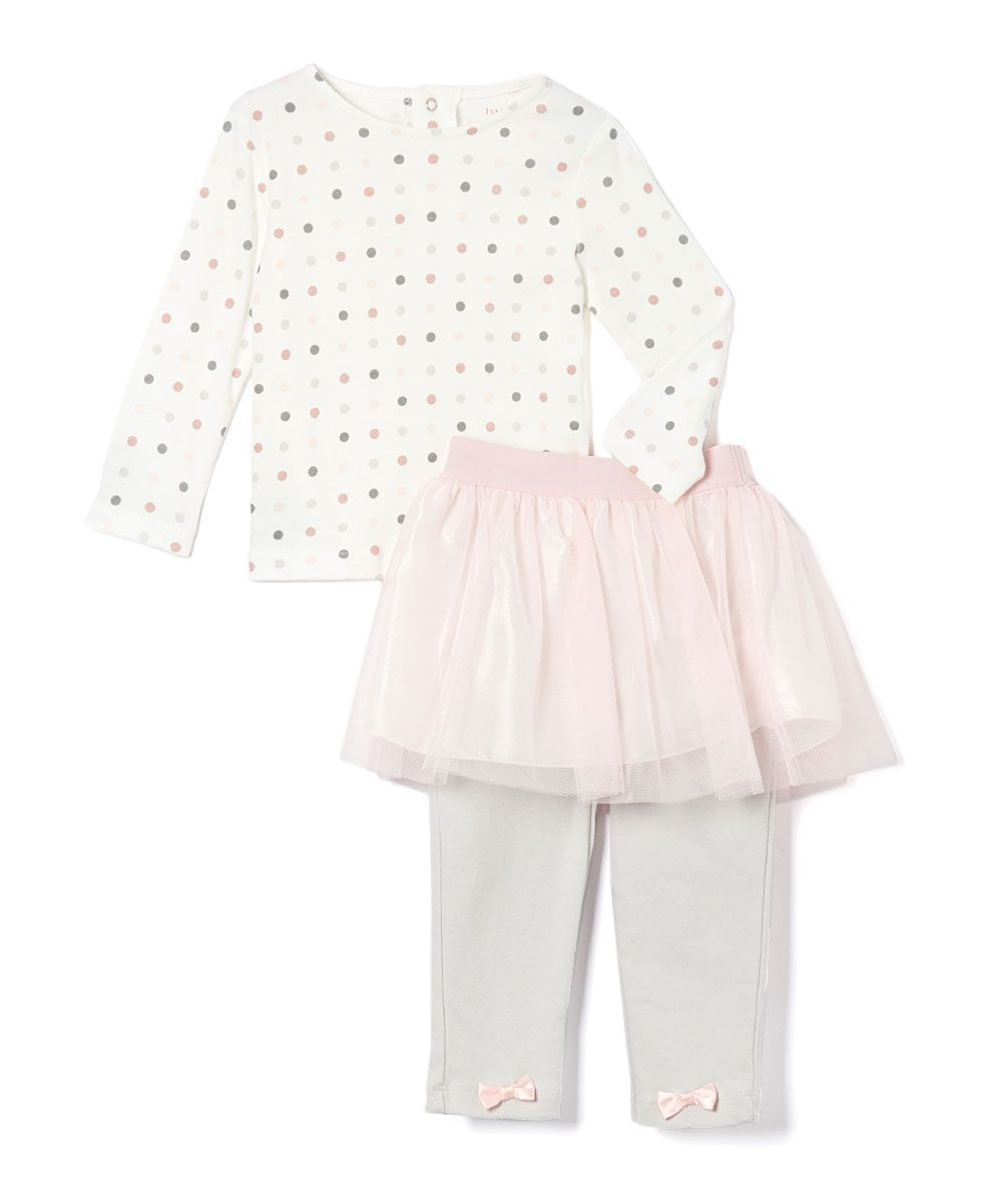 Light Pink Tutu Set - Infant