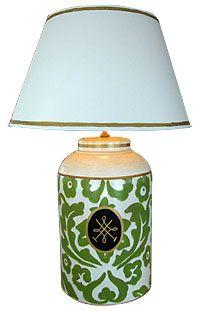 Great Lamp   Dana Gibson At Bailey U0026 Hart