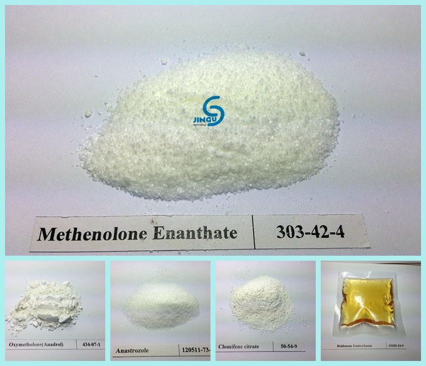Methenolone Enanthate Primobolan Depot Steroid Powder Those