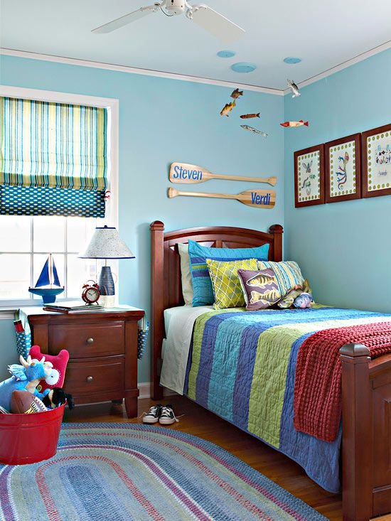 6 Year Bedroom Boy: Before And After: Boy's Room