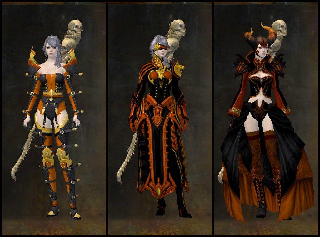 guild wars 2 necromancer armor - Google Search   stuffs   Guild wars