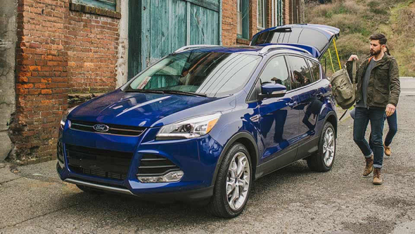 Best Small Suvs Ford Escape Lease Deals Ford 2015 Cars