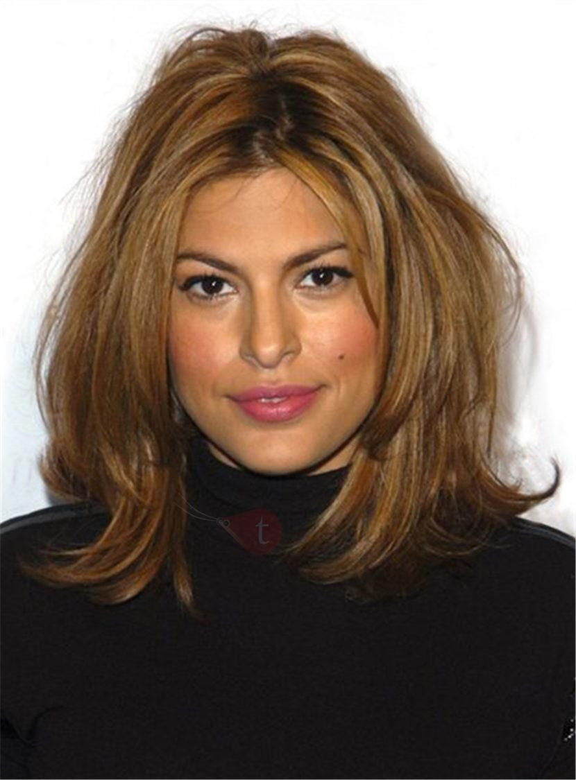 Eva Mendes Easy Long Layered Hairstyle for Straight Hair advise