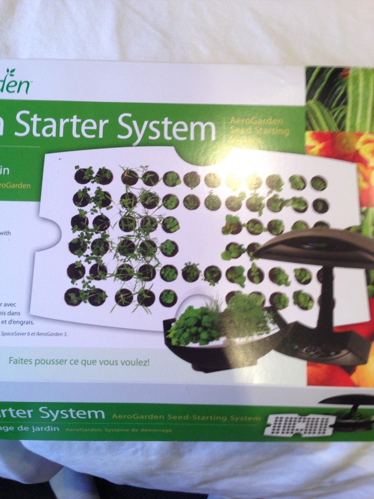 Starter system machine for pepper growing