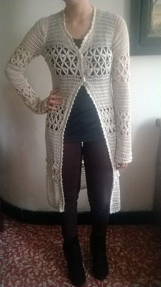 lindo vestido tejido https://www.facebook.com/pages/Btejidos/534102696701345  http://linavillamizar2.wix.com/btejidos