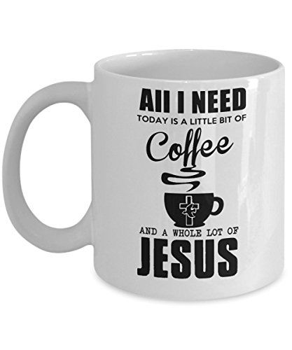 All I Need Is Whole Lot Of Coffee Mug Makes A Great Gift Get