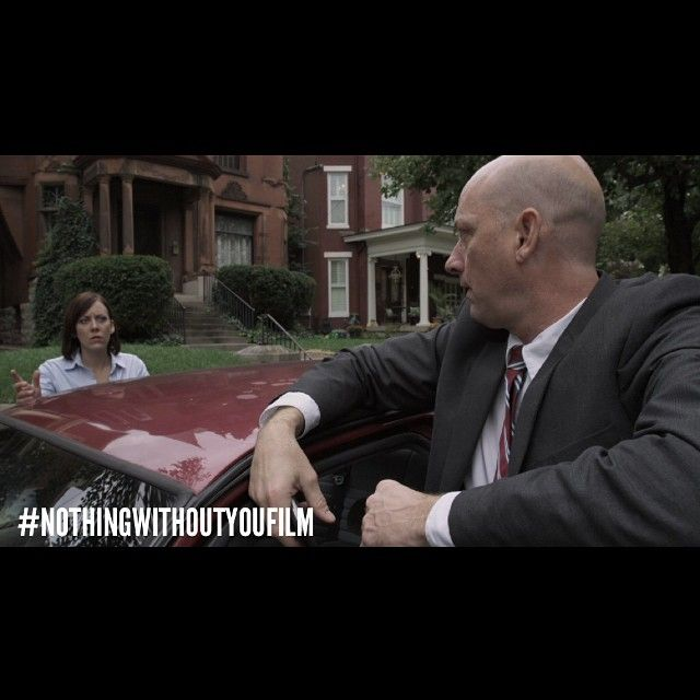 Police on the tail of Jennifer Stidger find frustration at every turn. #nothingwithoutyoufilm #indiefilm #jenniferstidger
