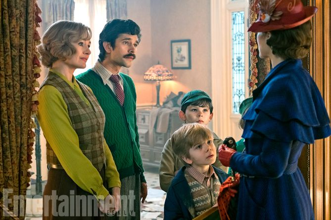 Watch Mary Poppins Returns Full-Movie Streaming