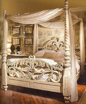 Schlafzimmer Betten Wohnen Antike Möbel
