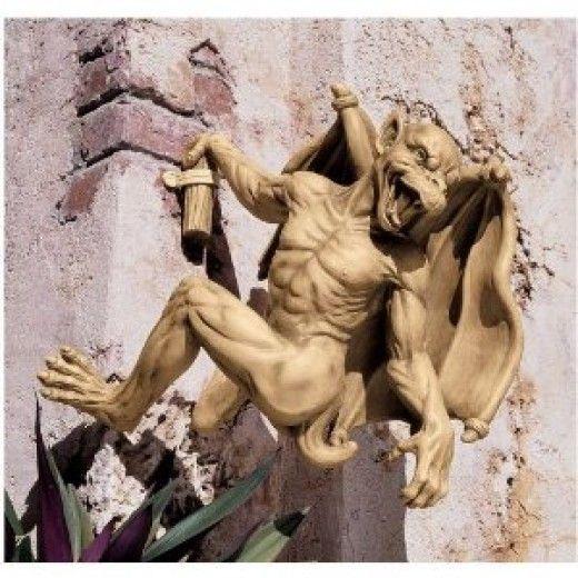 Favourite Gargoyle Garden Statues gargoyles and grotesques