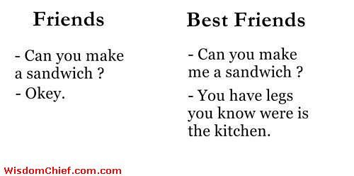 Really Funny Best Friend Quotes. QuotesGram | My Best Friend