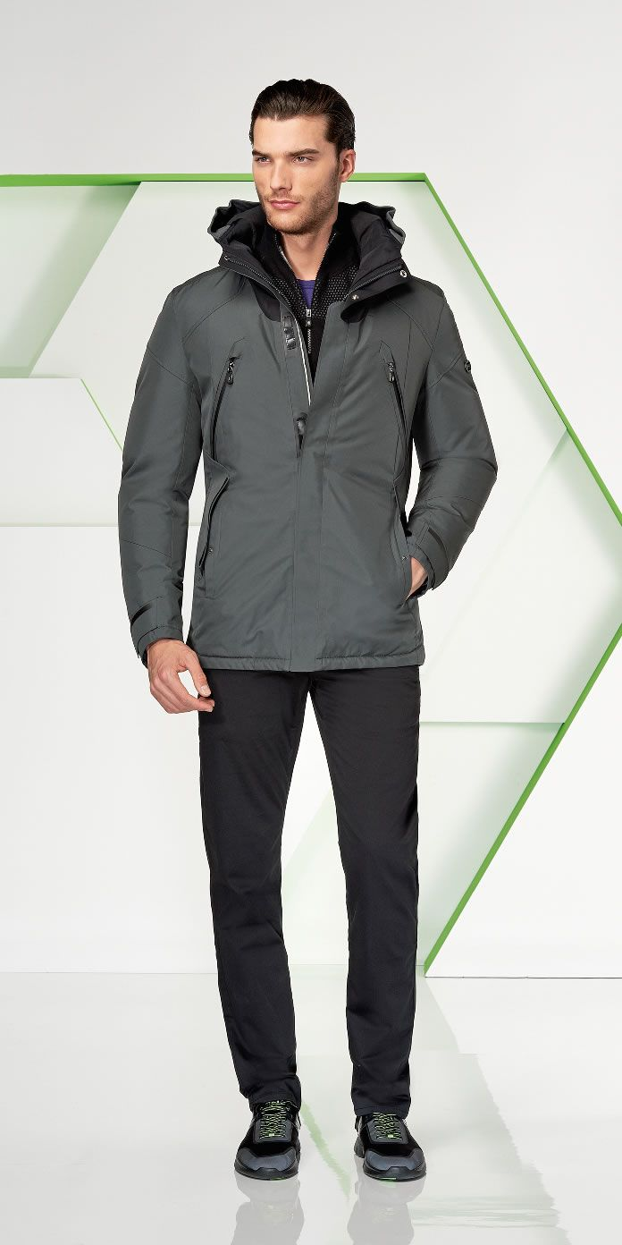 Lookbook Hugo Boss Clothing Menswear Men S Coats Jackets [ 1392 x 696 Pixel ]