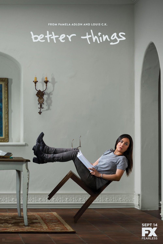 Better Things Season 2 Poster   Posters   Pinterest   Pamela adlon