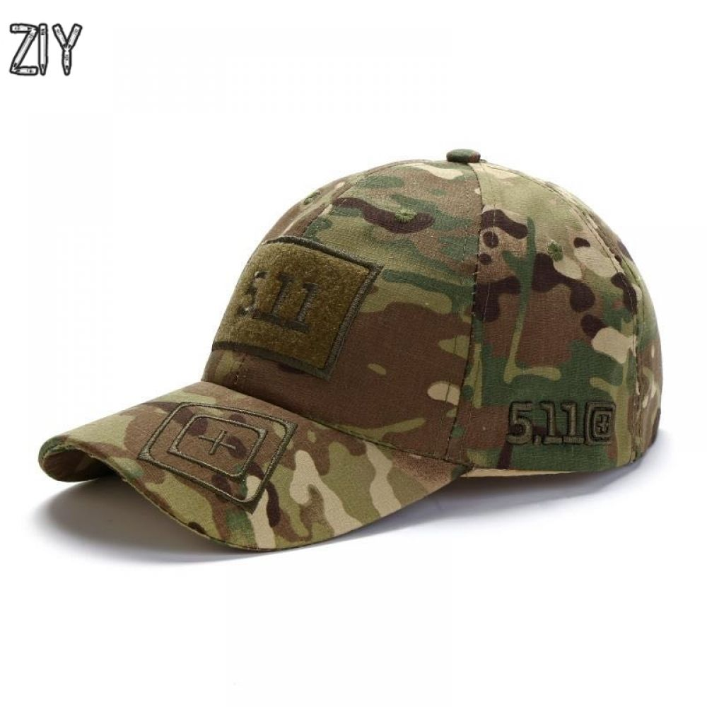 47d48b9c028 Camouflage baseball cap unisex 511 tactical army outdoor quick dry done snapback  camo fishing hiking casual trucker dad cap hat Price  12.62   FREE Shipping  ...